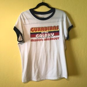 Guardians of the Galaxy Mission Breakout T-Shirt